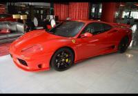 Ferrari Rent