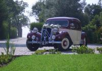 Citroën Arrastadeira 11BL 1952 Casamentos, Braga